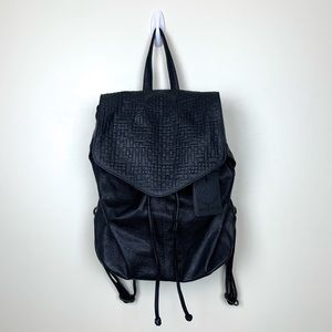 NEW - Anthro - Day & Mood Leather Backpack